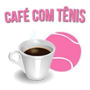 cafe com tenis logo