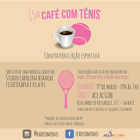 cafe com tenis - ace action- facebook 2015